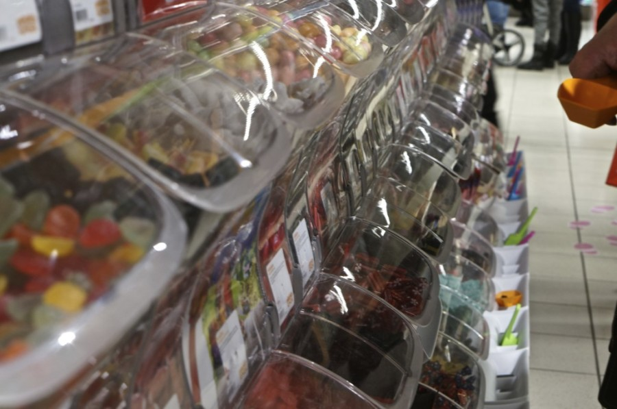 Swedish candy food souvenir