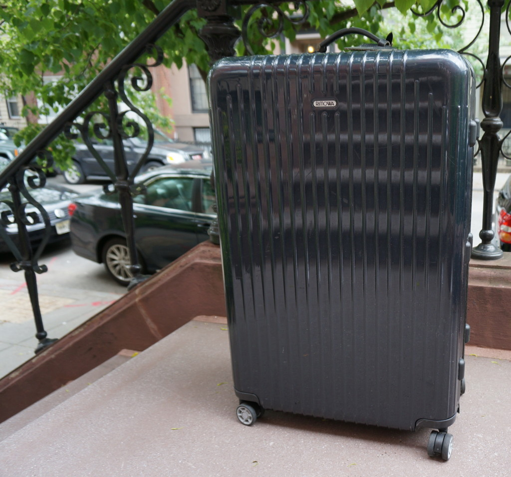 490bf6635 Luggage Review: Rimowa, my Favorite Lightweight Suitcase - Souvenir ...