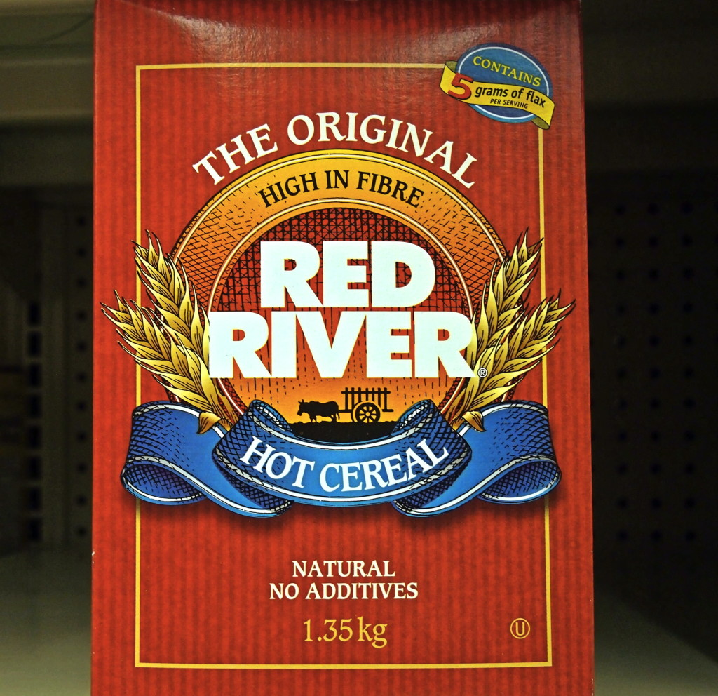 best candian food Red River Cereal