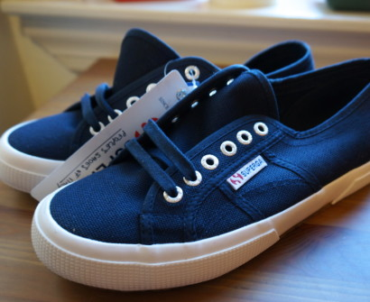 superga travel canvas sneakers