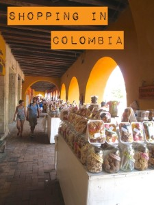 Colombia Market Shopping