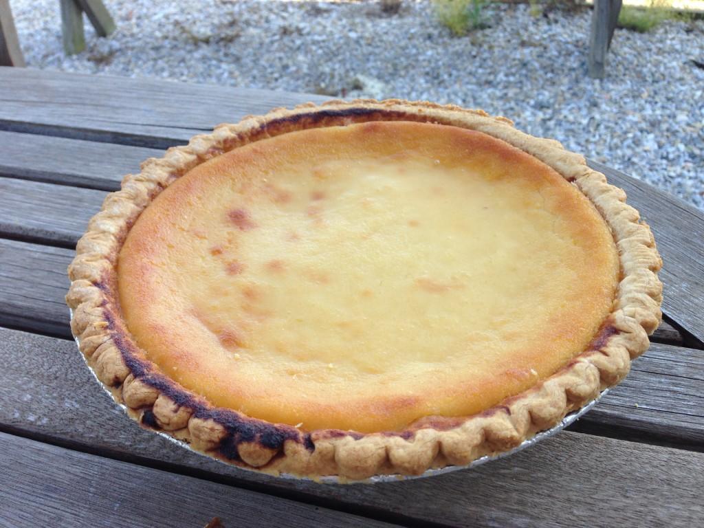 white potato pie chesapeake bay specialty