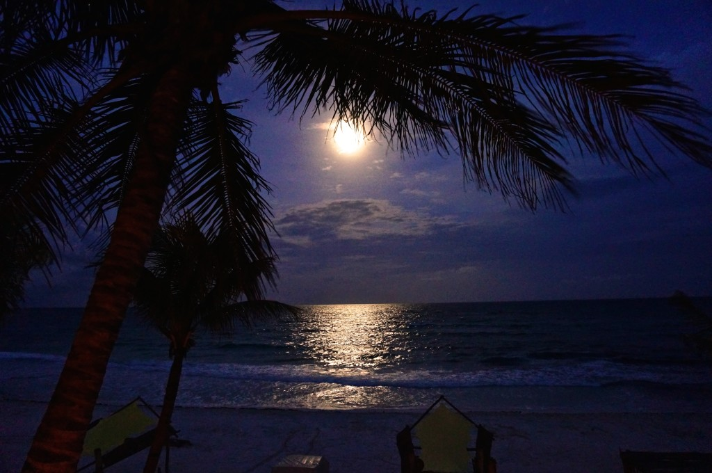 moonrise tulum ocean mexico best