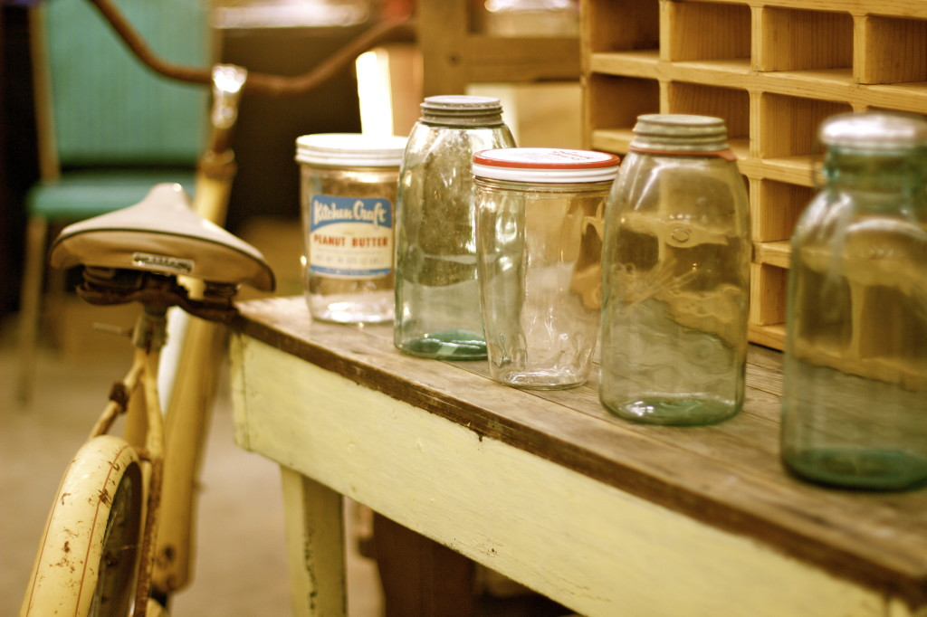 bike jars nashville flea market tennessee fairgrounds best shopping