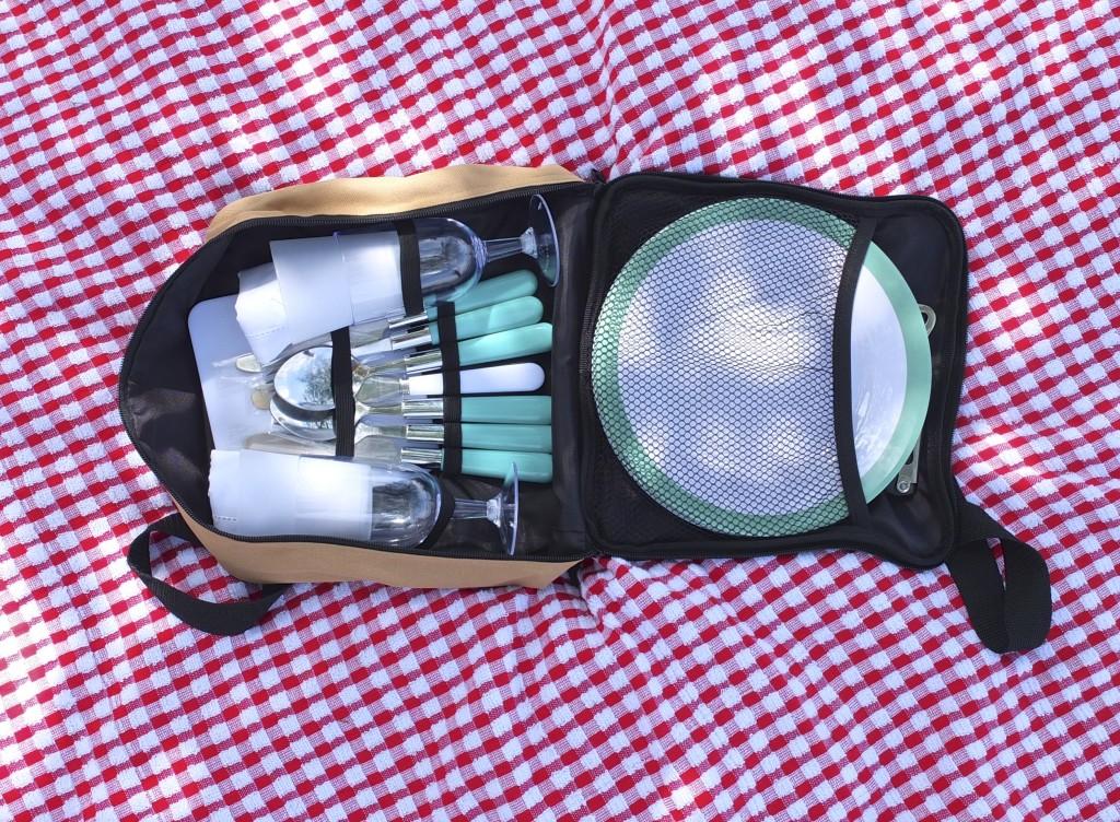 fornum mason plastic picnic set