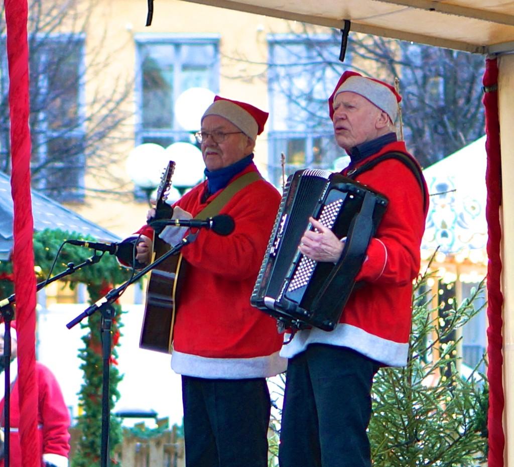 Kungstradgården Christmas market stockhom sweden
