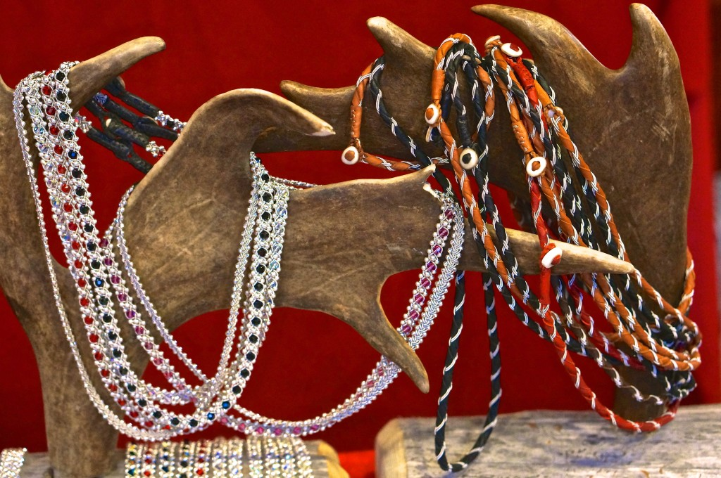 sami jewelry necklaces lapland stockholm