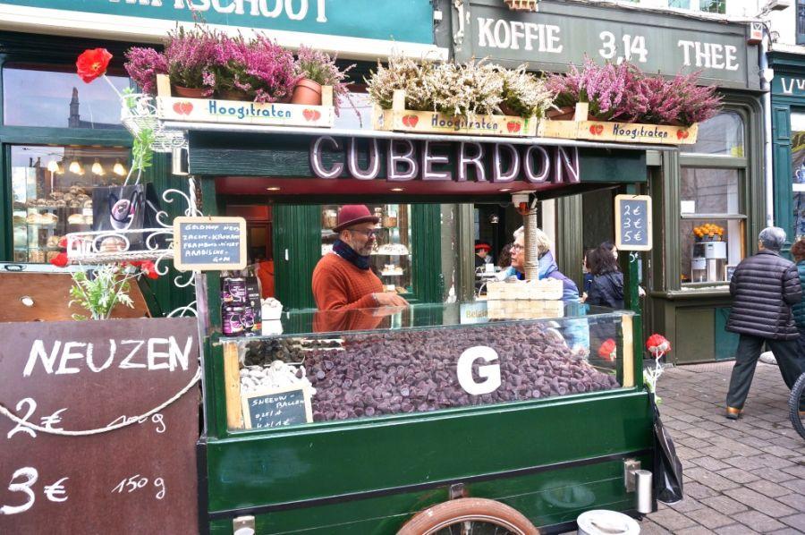 cuberdon cart ghent