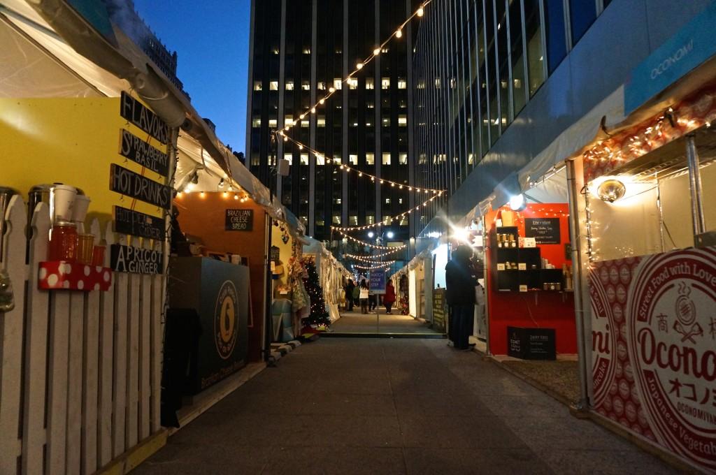 hester street market fair stalls