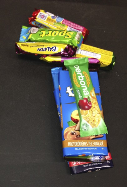 hungarian candy bars