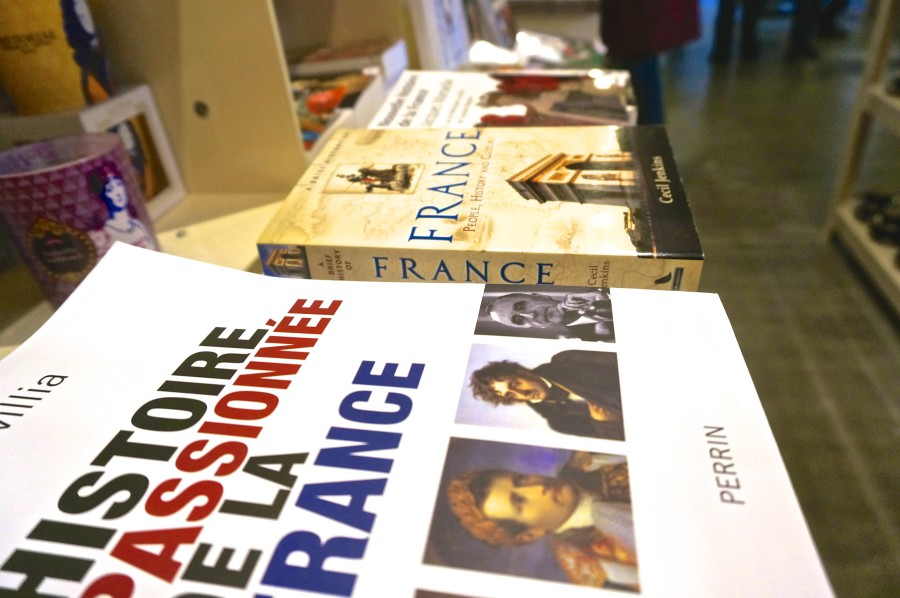 musee canarvalet gift shop books
