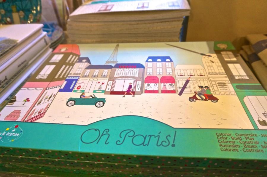 paris france children's books in english