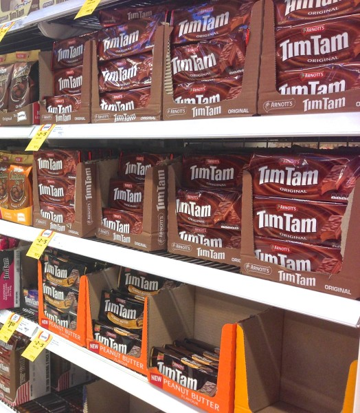 tim tams Australia food Grocery supermarket Souvenirs