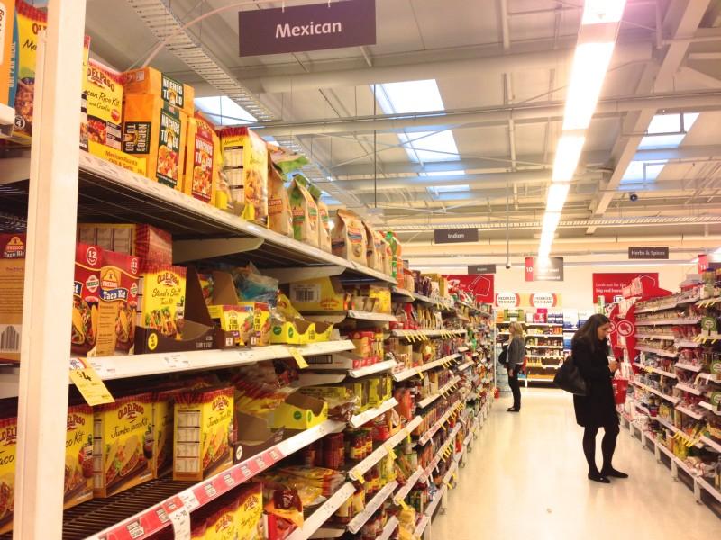 Australia food Grocery supermarket Souvenirs