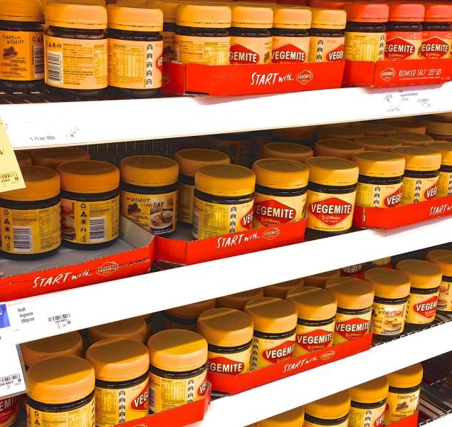 Vegemite Australia food Grocery supermarket Souvenirs