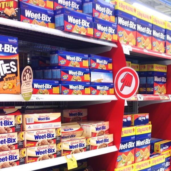 weet bix Australia food Grocery supermarket Souvenirs