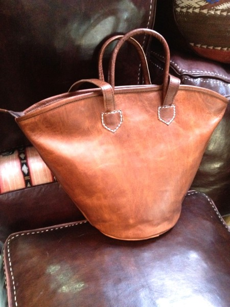 Marrakesh souvenirs Leather Bags