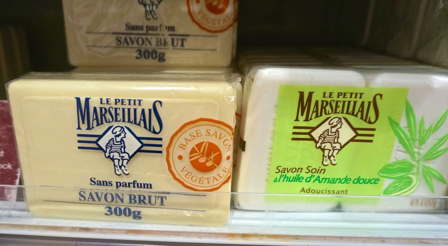 French soap Le Petit Marseillais Monoprix supermarket and grocery souvenirs