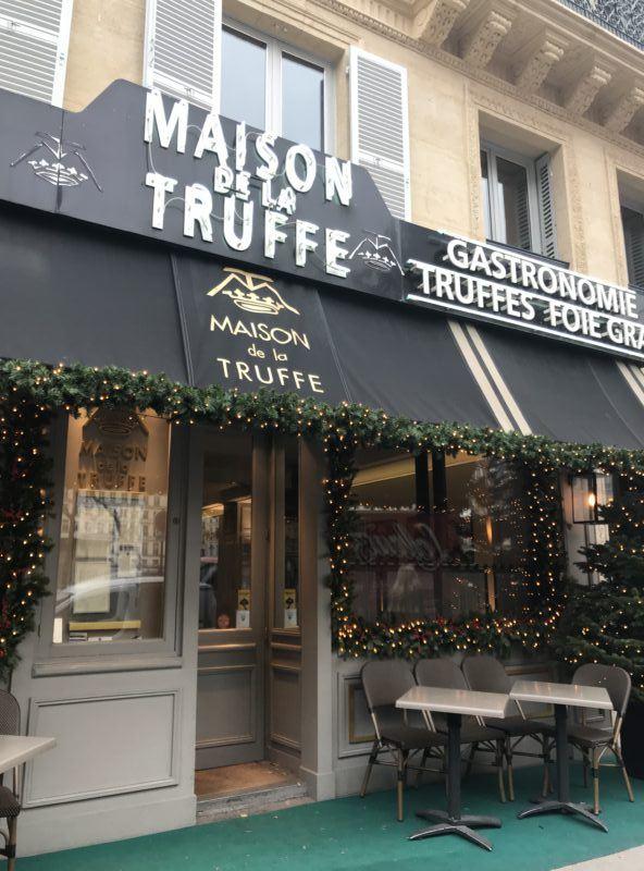 french truffles where to buy paris maison de la truffe exterior