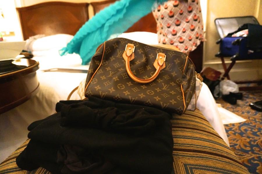 packing europe trip