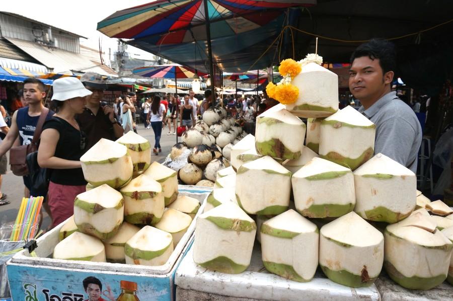thai coconut water