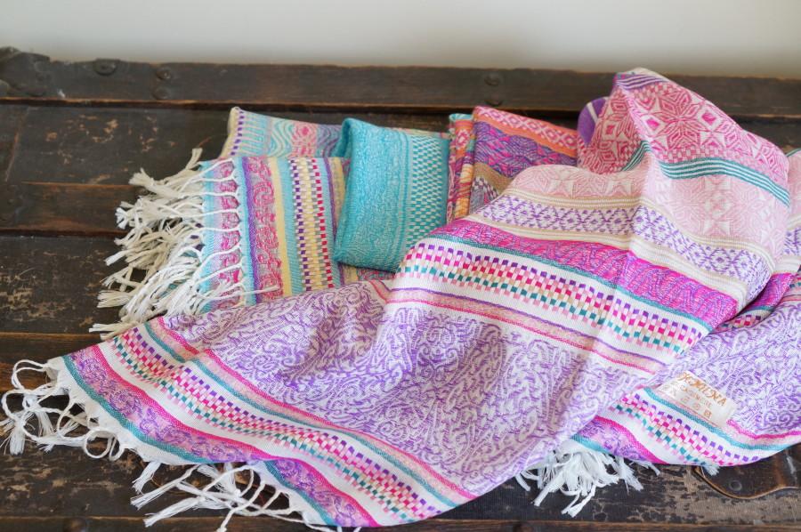 pashmina scarf thailand bangkok cathucak souvenir