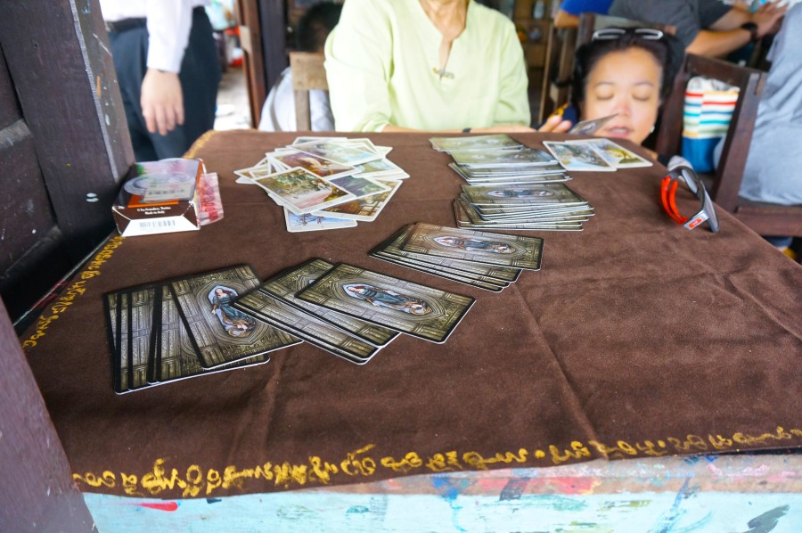 card game thai