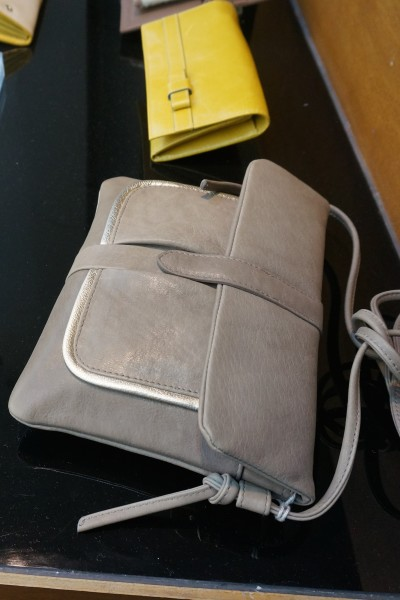 french purse made in france grey