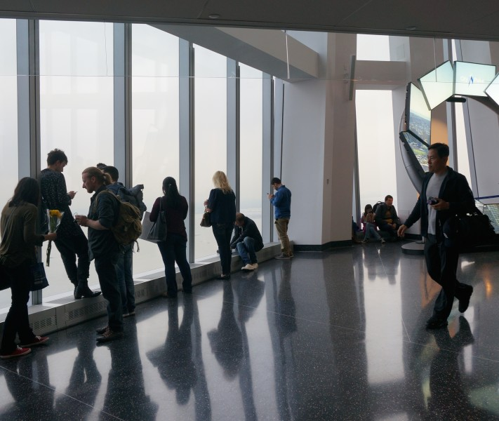 one world trade views new observatory nyc wtc panorama