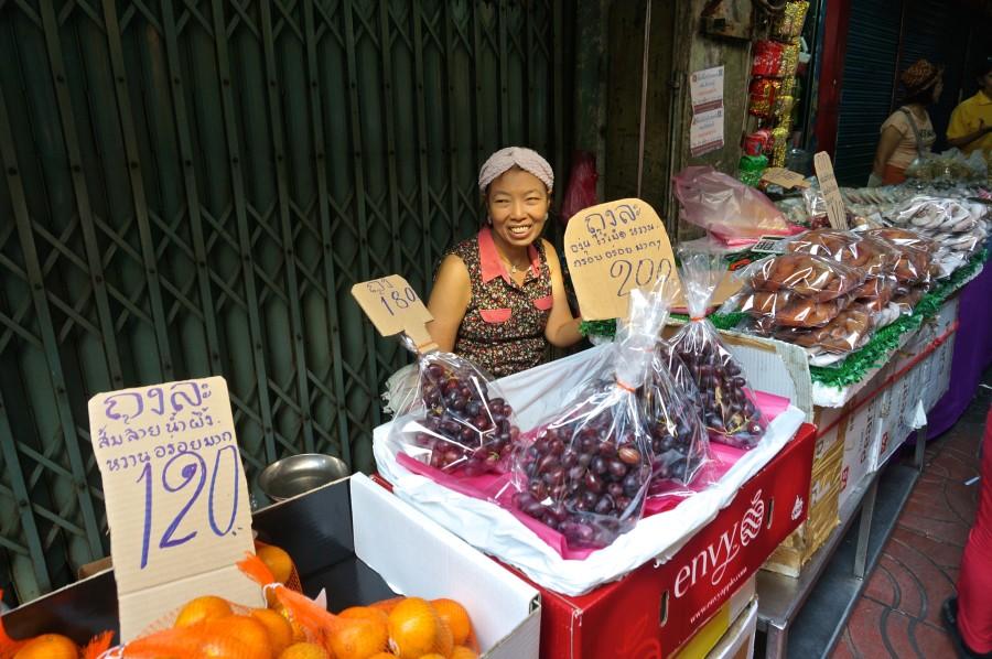 Bangkok Chinatown Trok Issaranuphap