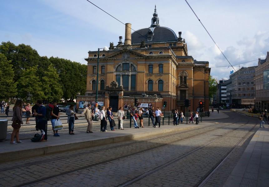 Norway tram oslo
