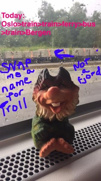 troll oslo