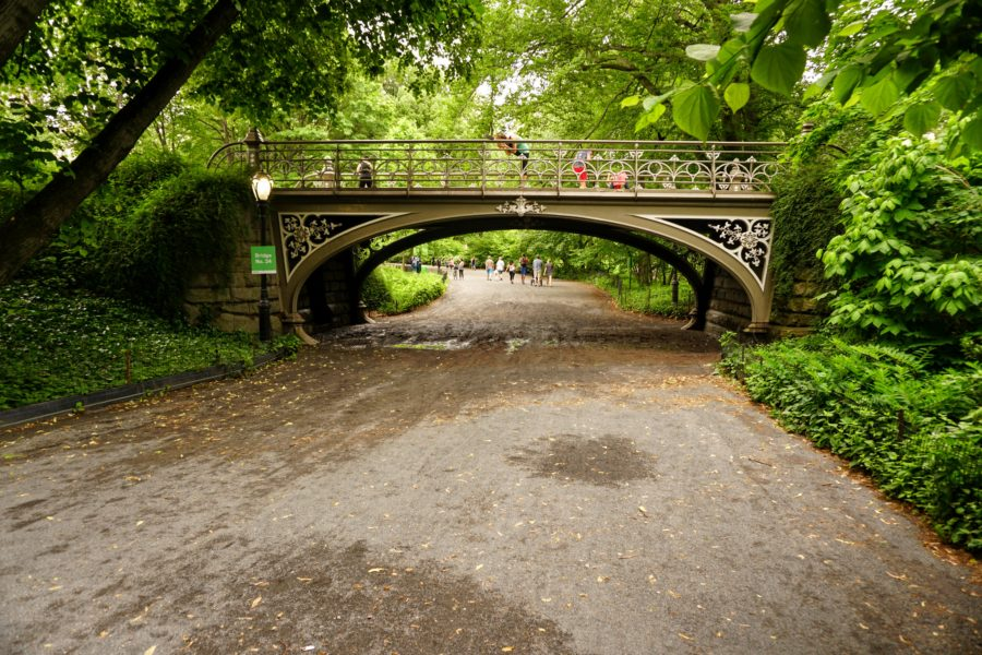 bridge #24 bridle path central park