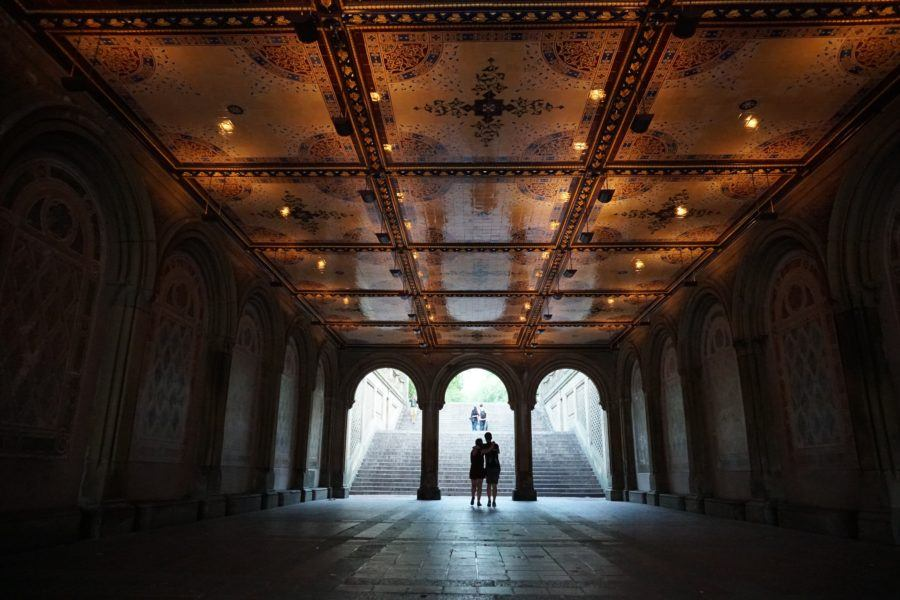 bethesda terrace view