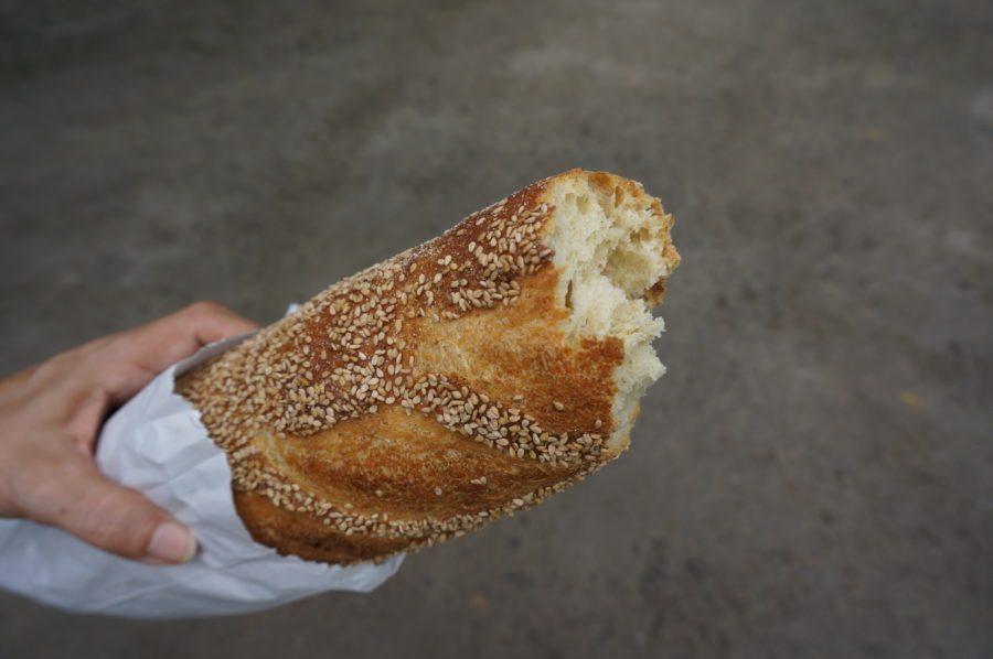 bantam bread semolina loaf