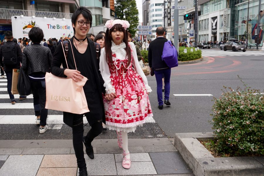 cosplay outfit harajuku Japan tokyo costume woman girl