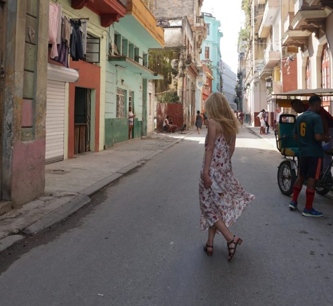 What wear havana cuba dresses resort wear