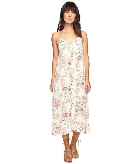 cute floral travel dress beach