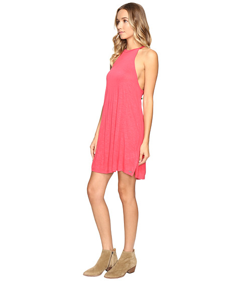 cheap beach dress shop pink red