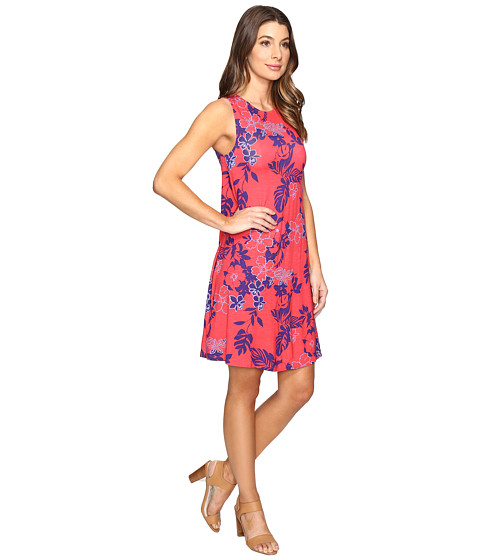 travel dress cute resort wear pink cotton