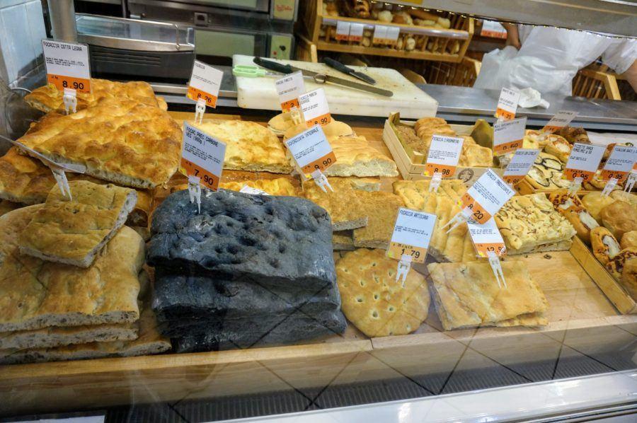foccacia bread italy buy supermarket