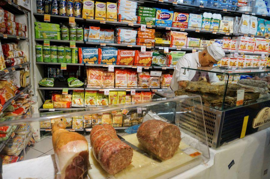 supermarket italy deli florence