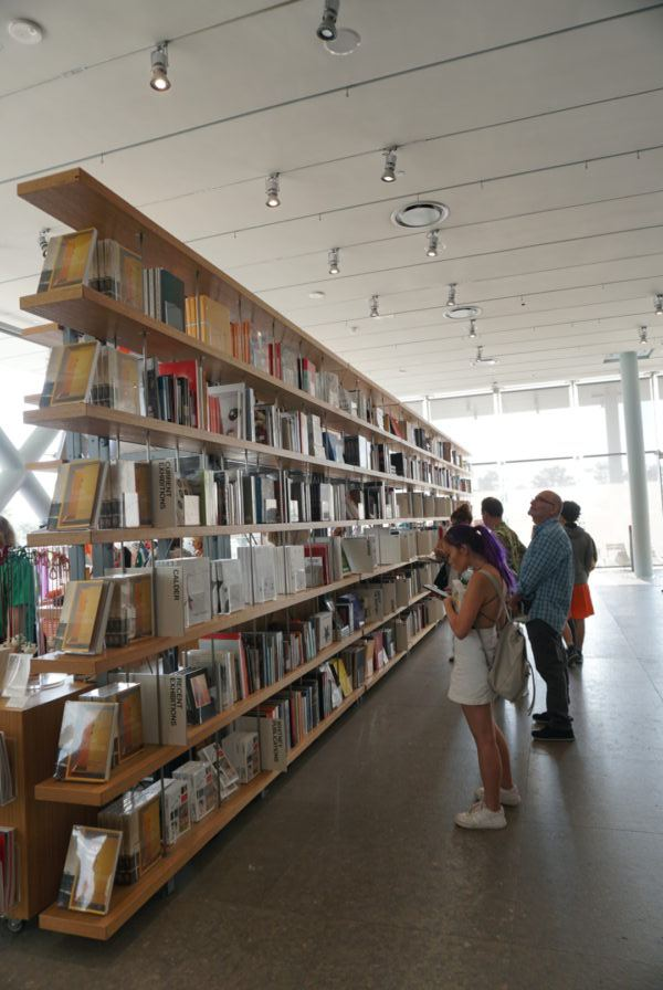 Whitney Museum of American Art bookstore gift shop