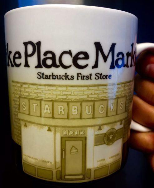original starbucks store mug souvenir