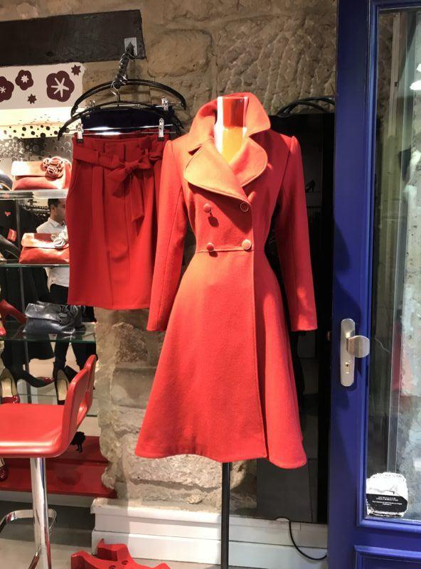 shopping indie fashion marais paris