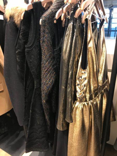 outlet shopping paris bargain dresses disounts