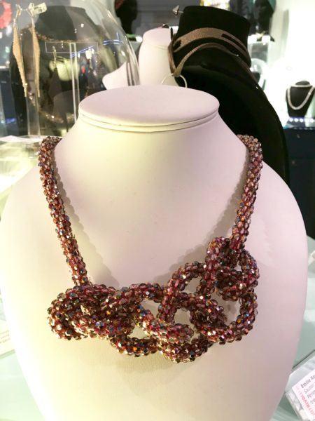 museum gift shop necklace decorative arts paris