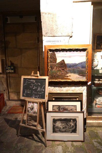paris vintage frames st paul village