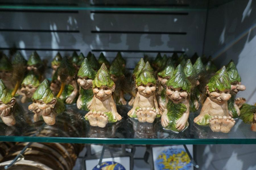 Icelandic elf souvenir