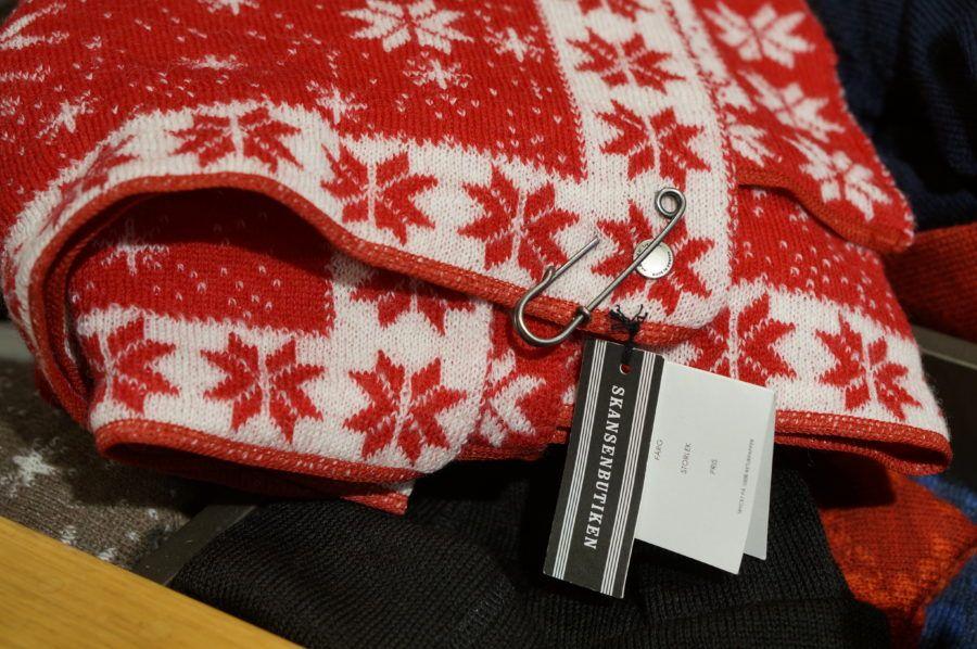 swedish blanket